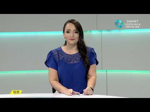 Costa Rica Noticias - Edición meridiana 07 de octubre del 2021