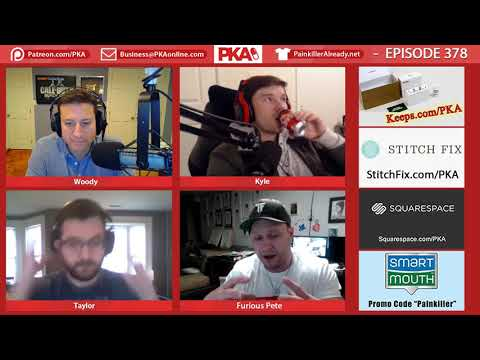 connectYoutube - PKA 378 w/ Furious Pete: Drinking pee, Wings memes & calling out Bradley Martyn