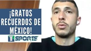 Guido Rodríguez RECUERDA GRATAMENTE al 'Piojo' Herrera, Xolos, Club América y su PASO por la Liga MX