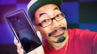 HTC U12 Plus Review: No notch and no buttons?!?