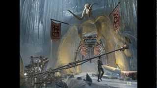 Прохождение Syberia 2 - Глава 7b - Ковчег