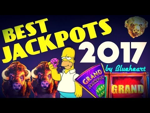 connectYoutube - ★BEST SLOT JACKPOTS in 2017★The year of GRAND JACKPOT? Slot machine JACKPOTS by Blueheart