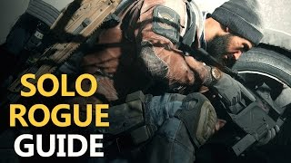 Solo Rogue Guide (The Division)