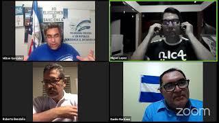Aclarando Dudas! Proyecto Iniciativa por el Cambio, VRS Dictadura Sandinista Roja y Negra Nicaragua