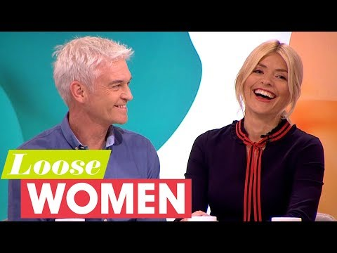 connectYoutube - Phillip Schofield and Holly Willoughby Reveal Which Reality Shows They'd Love to Do | Loose Women