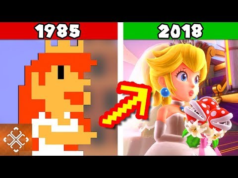 connectYoutube - Evolution of Video Games In 3 Minutes Or Less (1940-2018)