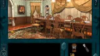 Nancy Drew - Message in a Haunted Mansion Complete Playthrough