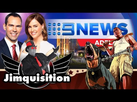 connectYoutube - Grand Theft Adelaide (The Jimquisition)