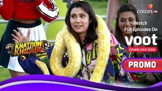Khatron Ke Khiladi S11 | Bharti-Haarsh Tap Into Their Animal Spirit Again! | Promo - COLORSTV