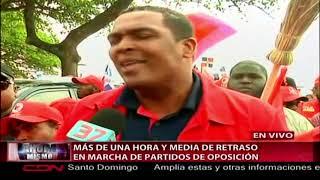 """Diputado Pedro Botello: """"Estamos aquí en defensa de la Constitución"""""""