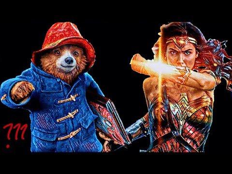How Paddington and Wonder Woman Are the Same Character