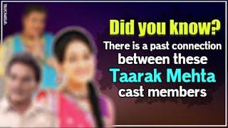 Taarak Mehta Ka Ooltah Chashmah   Can you guess? Which TMKOC cast members are we hinting at?   - TELLYCHAKKAR