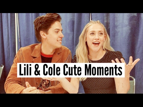 connectYoutube - Lili Reinhart & Cole Sprouse | Cute Moments (Part 1)