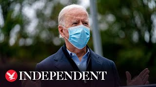 Joe Biden calls Trump the 'worst possible' person to lead the US through coronavirus pandemic