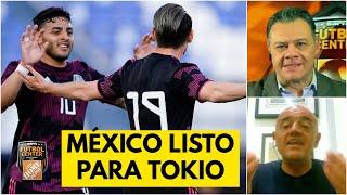 MÉXICO RUMBO A TOKIO. La selección olímpica ya calienta motores y venció a Rumania | Futbol Center