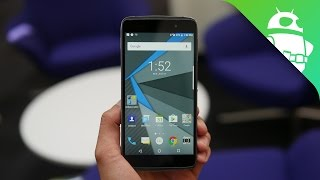 BlackBerry DTEK50 hands on