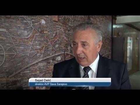 Direktor AVP Sava počasni građanin Srebrenika