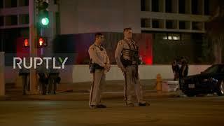 USA: Shootings leave 1 dead, 1 police officer injured during George Floyd protest in Las Vegas