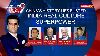 China's History Lies Busted | India Real Cultural Superpower | NewsX - NEWSXLIVE