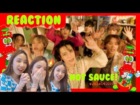 NCT-DREAM-Hot-Sauce-MV-reactio