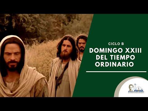 Misa Matutina - Domingo de la XXIII Semana del Tiempo Ordinario