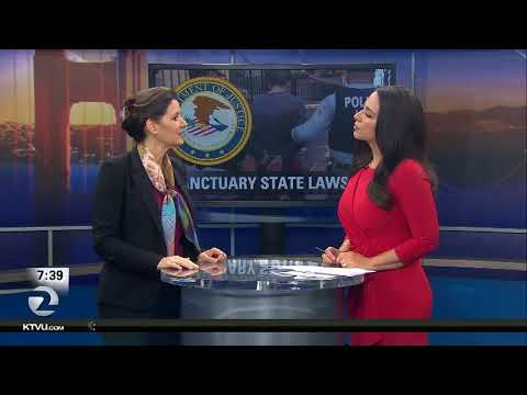 connectYoutube - 'How can it be illegal to tell people what their rights are?' Oakland Mayor Libby Schaaf