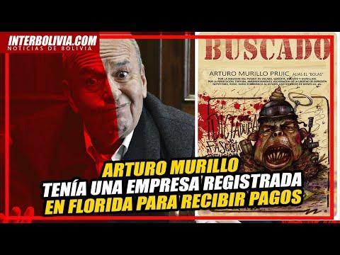 Investigación en EEUU devela que Arturo Murillo tiene una empresa en Florida