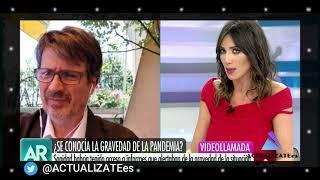 El Gobierno de España Oculta información del coronavirus.