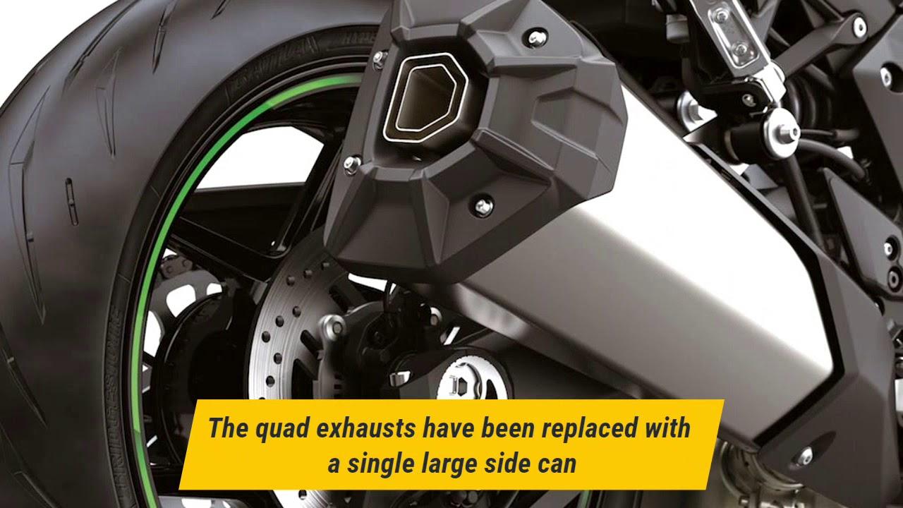 QuickNews Kawasaki Ninja SX1000 launch