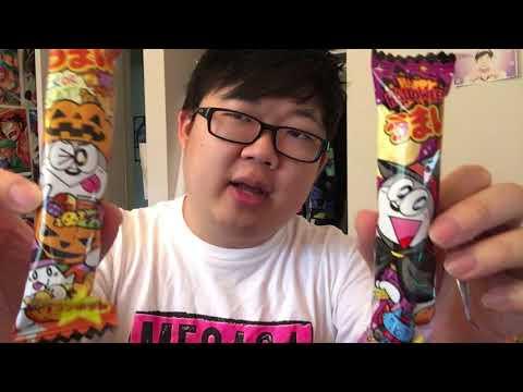 Let's Eat Japanese Snacks (Japan Crate October 2017)