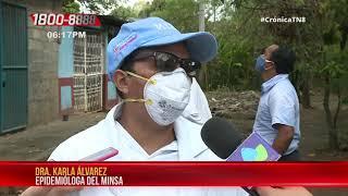Nicaragua: MINSA sensibiliza a familias para prevenir enfermedades vectoriales