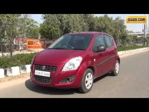 New Maruti Ritz Automatic Review