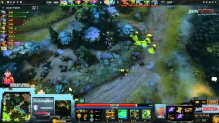 Pain Gaming vs NoT Game 1   Dota 2 Champions League @TobiWanDOTA