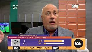 SNT Deportes: Programa del 25  de Febrero del 2020