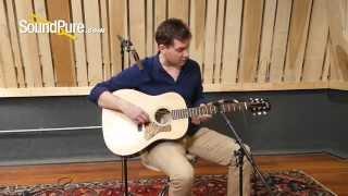 Collings CJ35 Slope Shoulder Dreadnought Acoustic Guitar