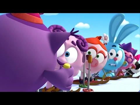 Кадр из мультфильма «Смешарики. Новые приключения. Жестяной кубок»