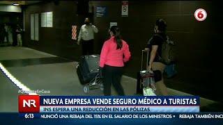 Nueva empresa vende seguro médico a turistas