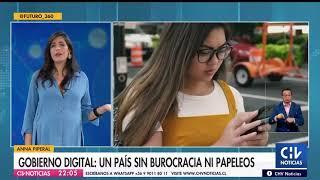 Gobierno Digital: Un país sin burocracia ni papeleos