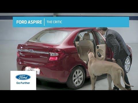 Ford Figo Aspire TVC: The Critic Ad