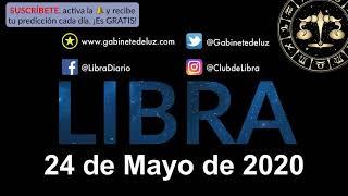 Horóscopo Diario - Libra - 24 de Mayo de 2020