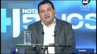 Ministro de Trabajo habla sobre el proyecto de reactivación económica del gobierno
