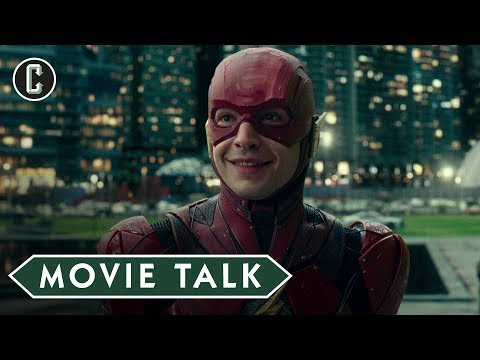 connectYoutube - Will the Flash Movie (Flashpoint) Be Too Comedic in Tone? - Movie Talk