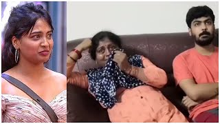Bigg Boss 4 Contestant Dethadi Harika's Mother And Brother Reaction On Her Fake Elimination | TFPC - TFPC