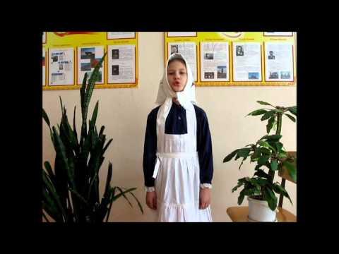 Анастасия Алякина. Эп чӑваш