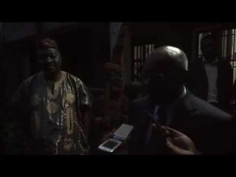 A propos du rite Nyang Nyang chez les Bafoussam