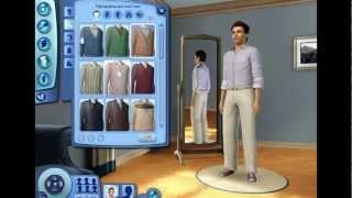 Sims 3 с Касяком. Часть 1