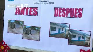 Transforman la vida de una familia del barrio Las Torres, Managua - Nicaragua