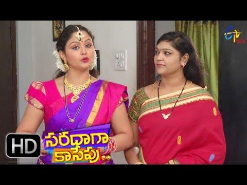 Saradaga Kasepu | 27th June  2017 | Full Episode 164 | ETV Plus | cinevedika.com