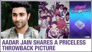 Aadar Jain shares UNMISSABLE throwback picture featuring Sonam Kapoor & Arjun Kapoor - ZOOMDEKHO