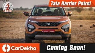 Tata Harrier Petrol | Expected Specs, Dual-Clutch Automatic and More Details #In2Mins